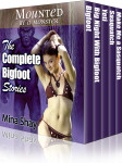 The Complete Bigfoot Stories