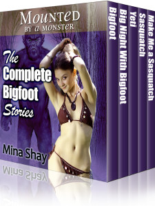 The Complete Bigfoot Stories