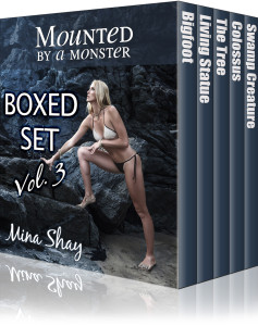 Monsters Volume 3!