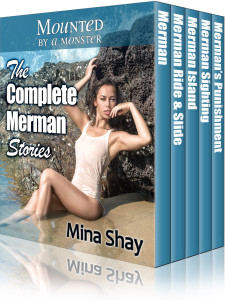 The Complete Merman Stories