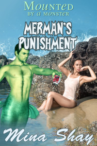 Mounted by a Monster: Merman's Punishment