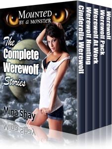 The Complete Werewolf Stories