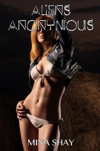 Aliens Anonymous by Mina Shay
