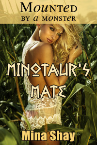 Minotaur's Mate by Mina Shay