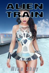 Alien Train by Mina Shay